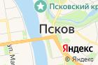 Псковский информационный туристический центр на карте
