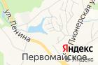 База отдыха Рыбацкий Хутор на карте