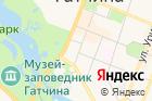 Следственное Управление, Управление МВД России поГатчинскому муниципальному району на карте