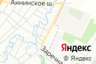 Пейнтбольный клуб Рикошет на карте