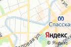Екатерининский Канал на карте