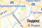 Тинькофф на карте