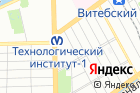 Санкт-Петербургский НИИуха, горла, носа иречи на карте
