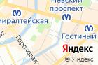 Ателье SARTORIALE химчистка на карте