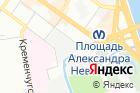 Теплица66 на карте