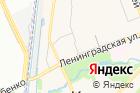 Ленинградская3, ТСЖ на карте