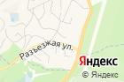 Загородный комплекс Иваново Подворье на карте