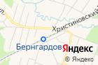 Магазин обуви наСоветской улице на карте