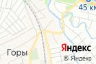 Продовольственный магазин наул. 1-я линия (Кировский район) 1 на карте