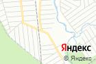 Продовольственный магазин наБереговой улице на карте