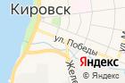 Магазин молочной продукции наул. Победы 8лит А на карте