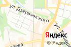 Смоленская областная организация профсоюза работников народного образования инауки РФ на карте
