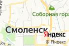 СмолГУ, Смоленский государственный университет на карте