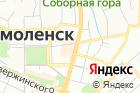Библиотека областного дворца культуры профсоюзов на карте