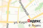 Смоленский зоопарк на карте
