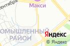 Участковый пункт полиции №5вПромышленном районе на карте