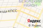 №1Брянская городская детская больница №1 на карте