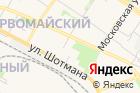 Северо-Западная косметологическая школа на карте