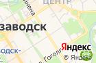Петрозаводское агентство воздушных сообщений на карте
