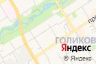 Костная Клиника на карте