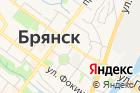 Брянский кооперативный техникум Облпотребсоюза на карте