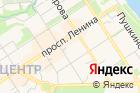 Петрозаводские коммунальные системы на карте