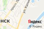 Брянский областной наркологический диспансер на карте