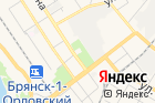 Брянский областной театр кукол на карте