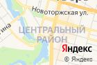 СЕМЬ МОРЕЙ на карте