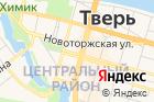 Салон бельевой моды Шадэн на карте