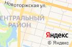 Довузовский комплекс ТвГУ на карте