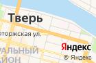 ТЕЛЕКОМНОВАЦИЯ на карте