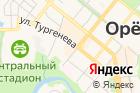 Орловский Государственный Университет на карте