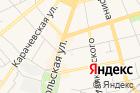 Санаторно-профилактический центр, ОГУ на карте