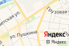 На Старо-Московской на карте