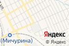 Мебель Орловщины на карте