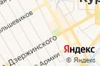 Центральная городская детская библиотека на карте