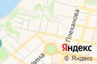На Дворянской на карте