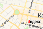 Калужский дом музыки на карте