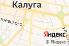Отдел вневедомственной охраны, Управление МВД России поКалужской области на карте