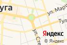 Калужский областной центр попрофилактике иборьбе соСПИД иинфекционными заболеваниями на карте