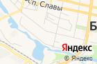 Белорусочка на карте