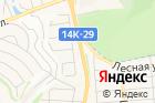 КИА Центр Тавровский на карте