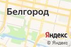 Белогорья на карте
