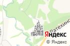 Звенигородский историко-архитектурный ихудожественный музей на карте
