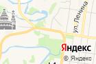 Сурожский стан на карте