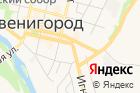 Кафе УБаньки на карте