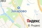 Кафе наЗвенигородском шоссе на карте