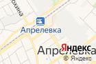 Апрелевский отдел полиции, Управление МВД России поНарофоминскому району на карте