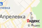 Автомойка наФевральской улице на карте